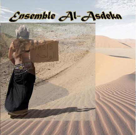 Ensemble Al-Asdeka CD cover art